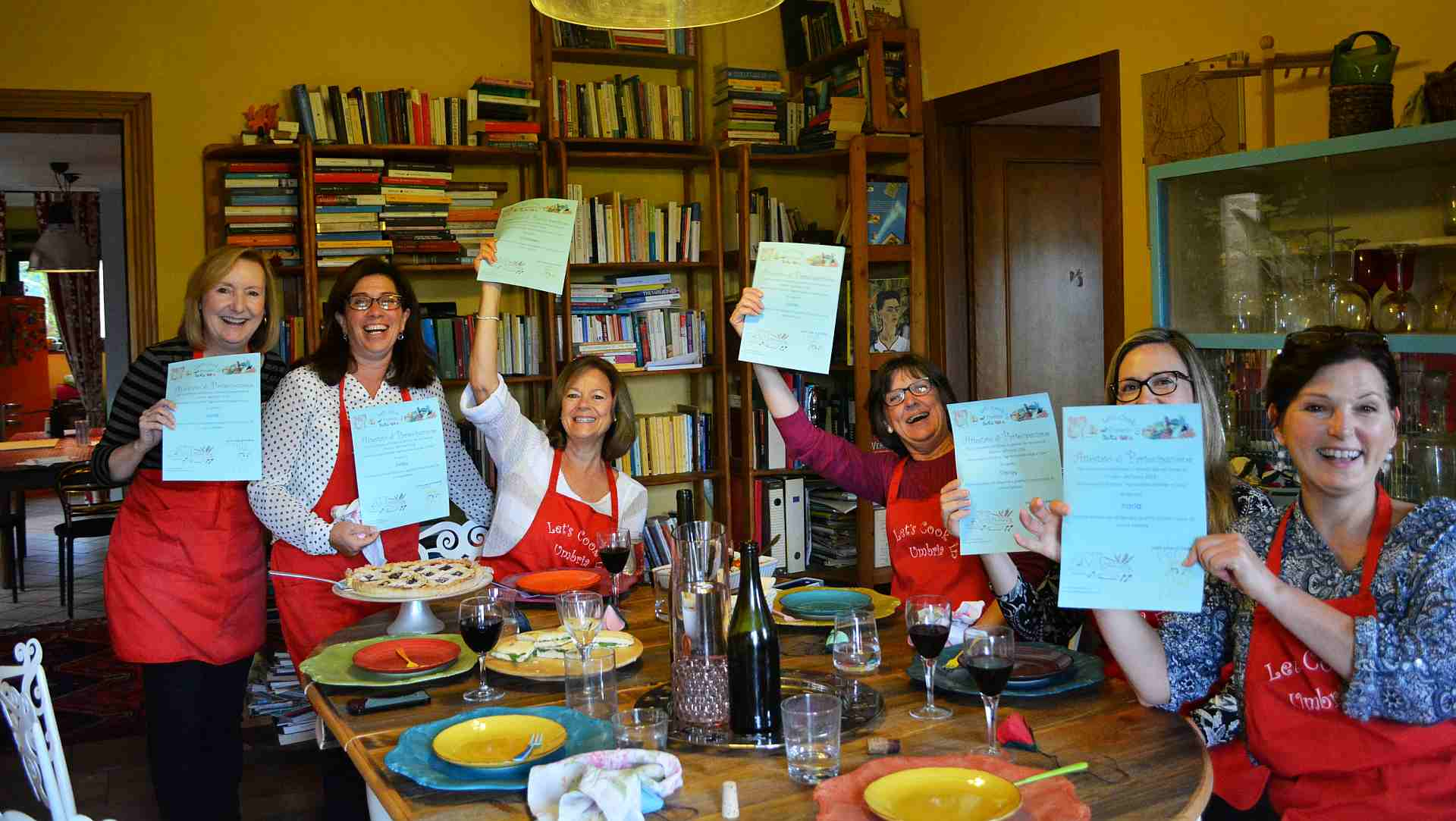 cooking holidays in italy